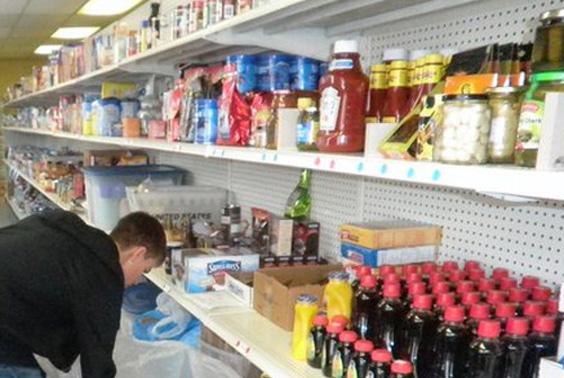 Dedham Food Pantry Three Squares New England