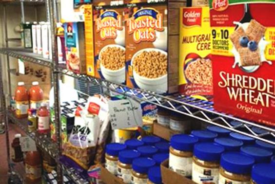 Centre Street Food Pantry Three Squares New England
