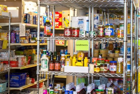 Newton Food Pantry Volunteer